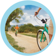 27 walk and bike-friendly segments | Solstice, a new home community in Colorado