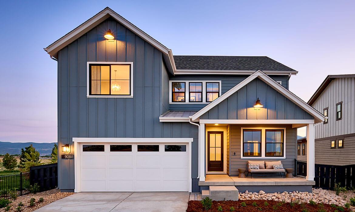 Harmony at Solstice | Melody Model - Exterior | A Master-Planned Community Near Littleton, CO