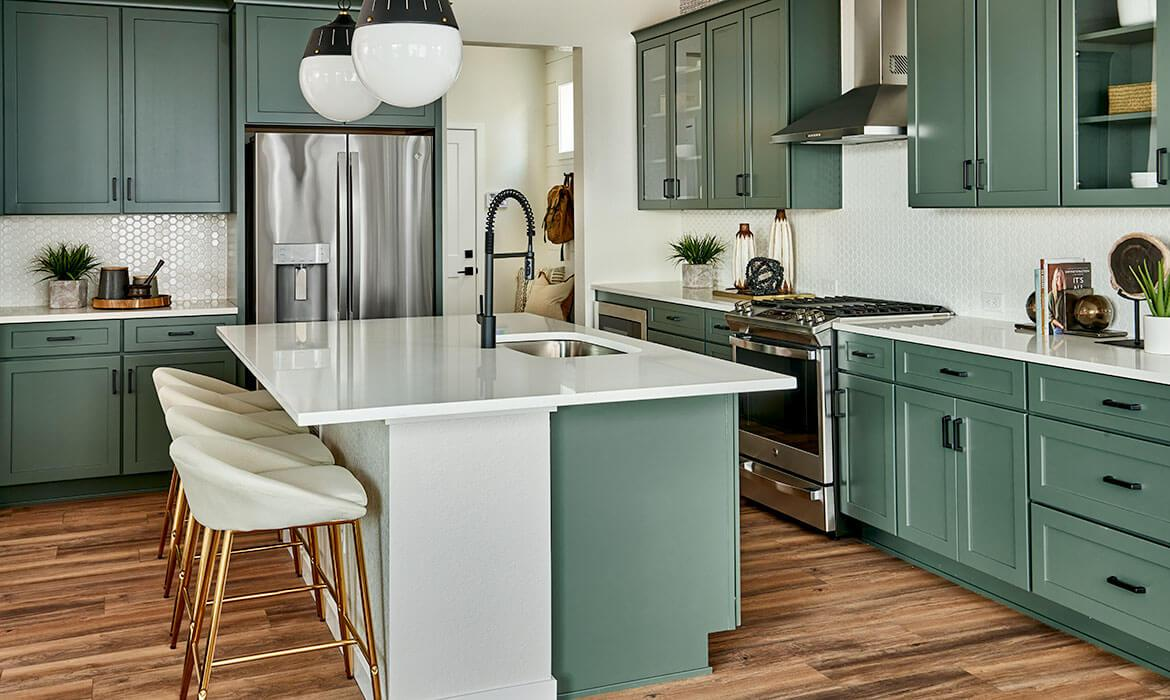 Harmony at Solstice | Melody - Kitchen | Shea Homes