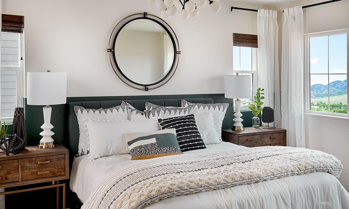 Master Bedroom - Melody Model | Harmony at Solstice | A Master-Planned Community Near Littleton, CO
