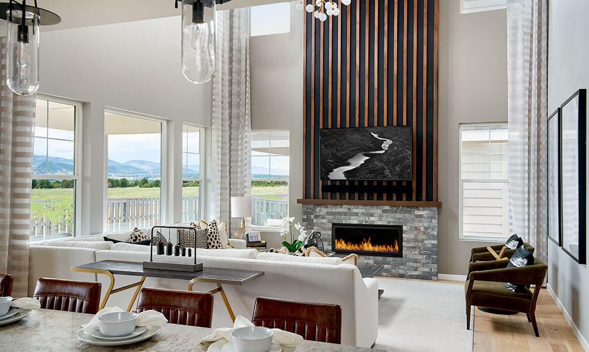 Great Room - Morningside Model | Stargaze at Solstice | A Master-Planned Community Near Littleton, CO