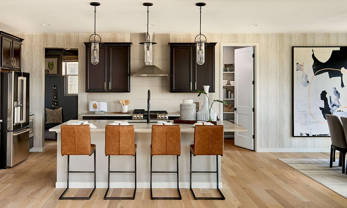 Morningside Kitchen and Pantry | Stargaze at Solstice | Shea Homes