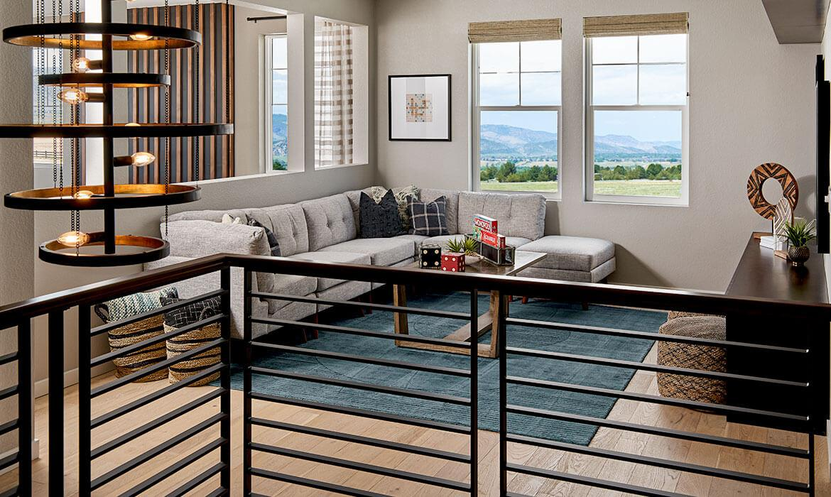 Loft - Morningside Model | Stargaze at Solstice by Shea Homes | A Master-planned Community In Littleton, CO