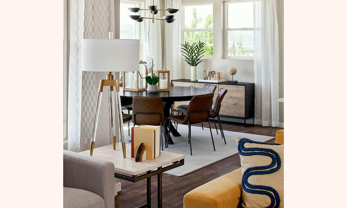 Twilight Model - Dining Area | Stargaze at Solstice | A New Home Community By Shea Homes
