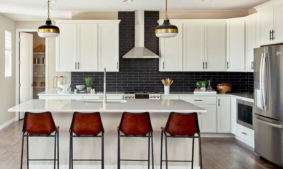 Twilight Model - Kitchen | Stargaze at Solstice | A Master-Planned Community Near Littleton, CO