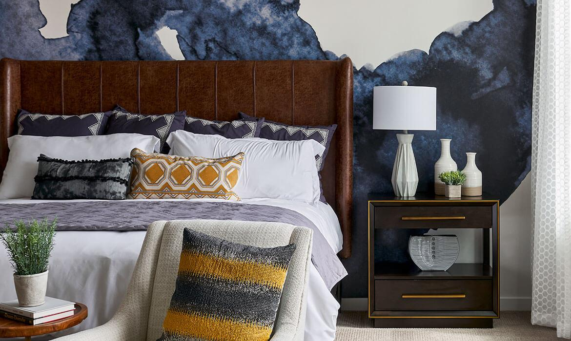 Twilight Model - Master Bedroom | Stargaze at Solstice | A New Home Community By Shea Homes