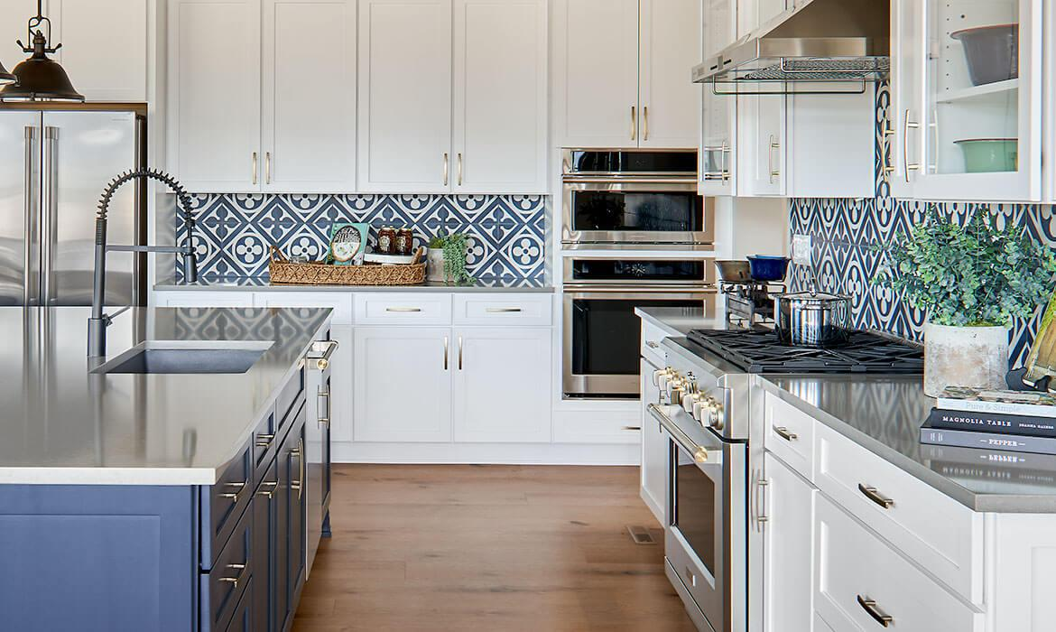 Meadowview Kitchen Close-up | Trails Edge at Solstice | A Master-Planned Community Near Littleton, CO