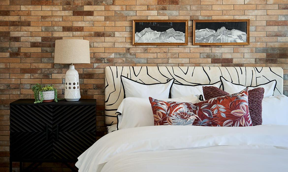 Meadowview Master Bedroom | Trails Edge at Solstice | Shea Homes