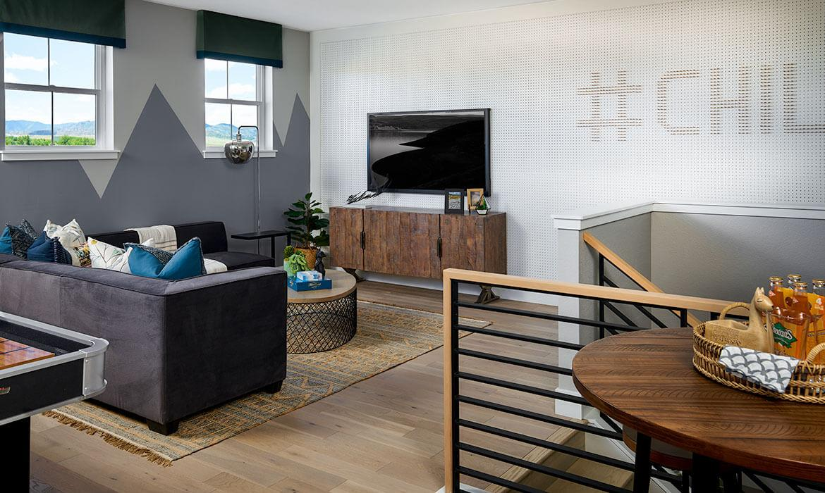 Tallgrass Model - Loft | Live Solstice CO | A Boutique Community Near Chatfield State Park